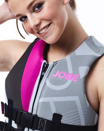Jobe Progress Stretch Vest Women Damen Neoprenweste Wasserskiweste – Bild 7