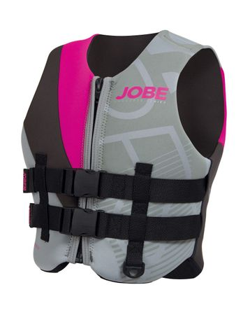 Jobe Progress Stretch Vest Women Damen Neoprenweste Wasserskiweste – Bild 2