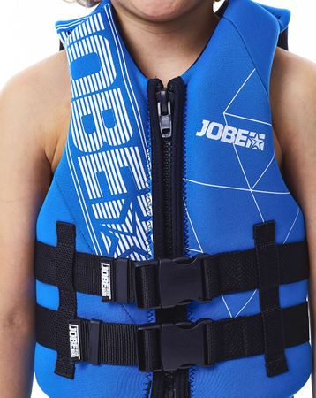 Jobe Neopren Vest Youth Blue Kinder Neoprenweste – Bild 2