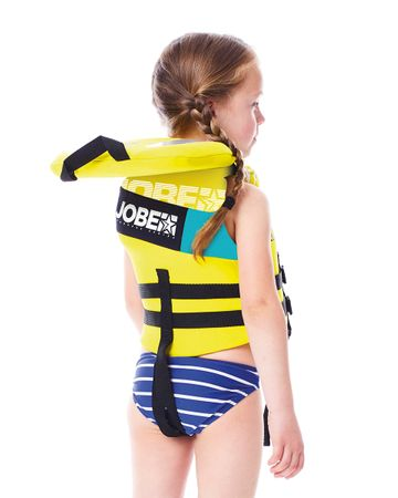 JOBE Progress Safety Vest Youth Neopren Rettungsweste bis 30 Kg – Bild 3