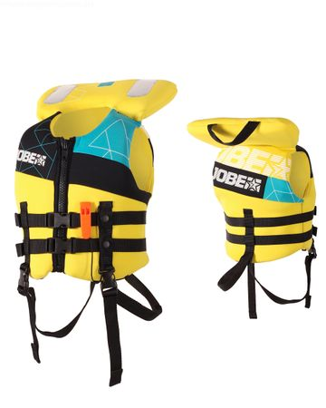 JOBE Progress Safety Vest Youth Neopren Rettungsweste bis 30 Kg – Bild 1