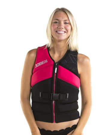 Jobe Unify Vest Woman Hot Pink Damen Schwimmweste – Bild 1