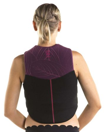 Jobe Neoprene Vest Women Bordeaux Red – Bild 2