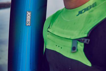 Jobe Rogue Salomski Monoski Waterski Package Deal with Binding – Bild 14