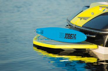 Jobe Rogue Salomski Monoski Waterski Package Deal with Binding – Bild 15