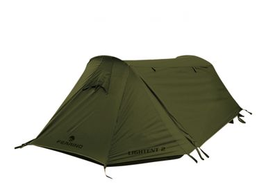 Ferrino Tent 'Lightent 2' - 2 persons olive – Bild 2
