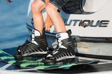 Jobe Terra 124cm Junior Wakeboard Set mit Unit Bindung – Bild 2