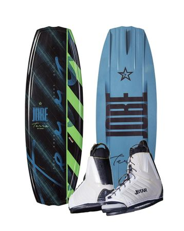 Jobe Terra Junior Package 124cm Kinder- Jugend Wakeboard Komplettset – Bild 1