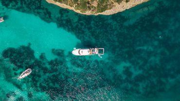 Jobe Infinity Island inflatable platform with pump – Bild 21