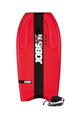 Jobe Bodyboard BB1.2 Schwimmbrett 39-42INCH (99-107cm) rot – Bild 2
