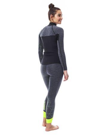 Jobe Neopren Legging Damen Reversible – Bild 2