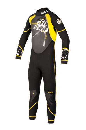 Jobe Full Suit Rebel Youth Yellow Kinder Neoprenanzug gelb