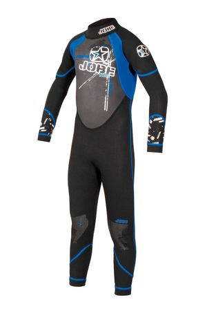 Jobe Full Suit Rebel Youth blue 3mm Kinder Neoprenanzug