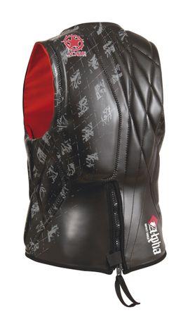 Jobe Impact Shield Alpha Red Prallschutzweste Competition Vest – Bild 2