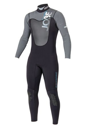 JOBE Full Suit Viper Black Fullflex Wetsuit for Men