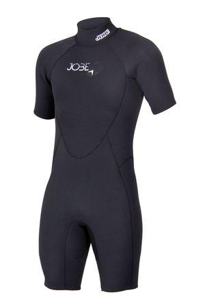 Jobe Shorty Fusion Black Herren Neoprenanzug Gr. 46 (XS)