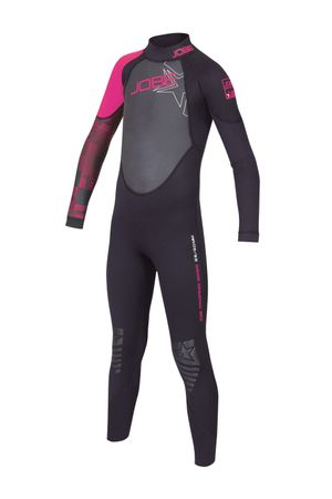 JOBE Progress Full Suit Youth 3.0/2.5 Pink Kinder Neoprenanzug Gr. XXS (98/104) – Bild 1