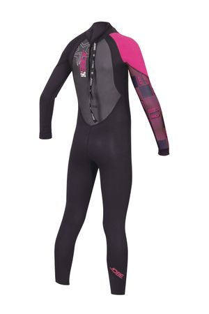 JOBE Progress Full Suit Youth 3.0/2.5 wetsuit pink Size XXS – Bild 2