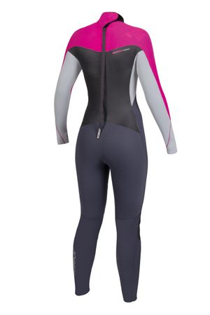 Jobe Progress Mistress 3/2 GBS Full Suit Women Wetsuit – Bild 3