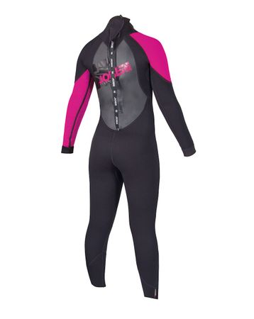 Jobe Progress Rebel Full Suit 3/2.5 Kinder Neoprenanzug pink – Bild 3