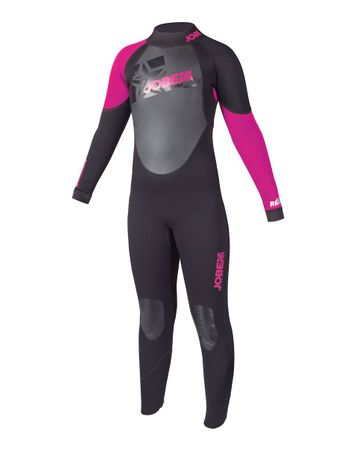 Jobe Progress Rebel Full Suit 3/2.5 Kinder Neoprenanzug pink – Bild 2