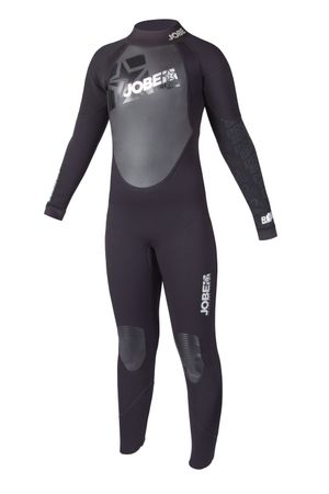 Jobe Progress Rebel Full Suit 3/2.5 Kinder Neoprenanzug schwarz – Bild 2