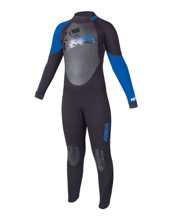 Jobe Progress Rebel Full Suit 3/2.5 Kinder Neoprenanzug Blau – Bild 2