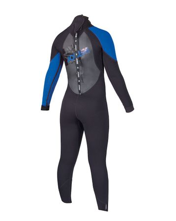 Jobe Progress Rebel Full Suit 3/2.5 Kinder Neoprenanzug Blau – Bild 3