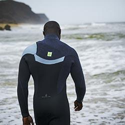 Jobe Yukon 5/3mm Steamer Wetsuit Men – Bild 12