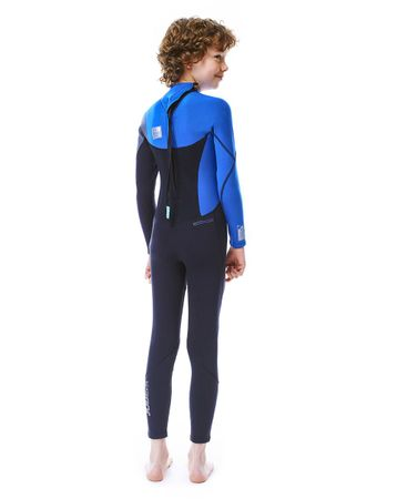 Jobe Boston 3/2mm Blue Wetsuit Youth – Bild 2