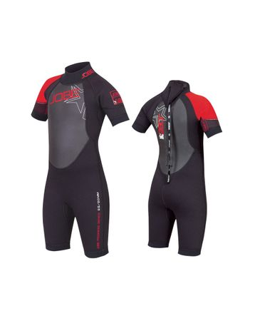 Jobe Progress Rebel Shorty Red 2.5/2 Wetsuit youth – Bild 1