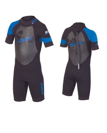 Jobe Progress Rebel Shorty Blue 2.5/2 Child Wetsuit – Bild 1