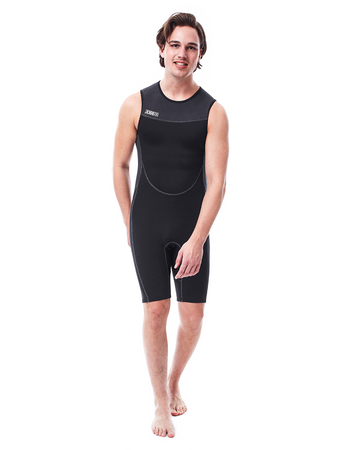 JOBE Perth Shorty 1.5mm Wetsuit Men ärmelloser Herren Neoprenanzug – Bild 1