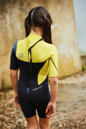 Jobe Boston Shorty 2mm Yellow Wetsuit Youth – Bild 6