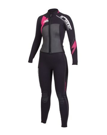 Jobe Ruthless Long John Jacket Women wetsuit – Bild 2
