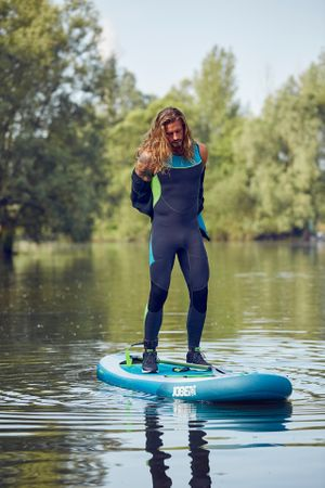 JOBE Toronto Long John 2mm SUP Wetsuit Men – Bild 10