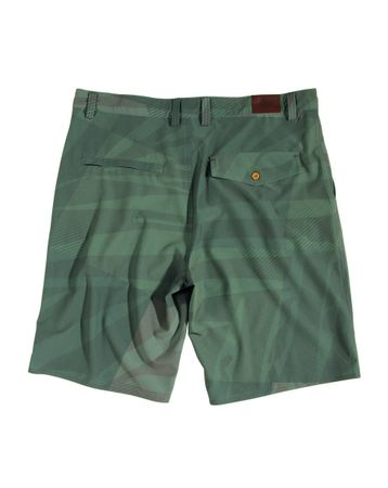 Jobe Impress Boardshort Hybrid Men Green Herren Boardshort – Bild 3