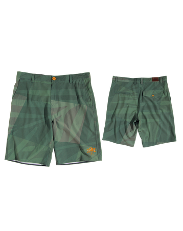 Jobe Impress Boardshort Hybrid Men Green Herren Boardshort – Bild 1