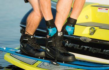 Jobe  Rogue complete Slalomski Binding Rear Right – Bild 2