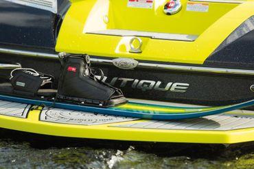 Jobe Focus Slalomski Binding Black Front – Bild 4