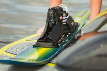 Jobe Focus Slalomski Binding Black Front – Bild 5