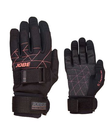 Jobe Grip Gloves Woman Wasserski Wakeboard Handschuhe Damen – Bild 1