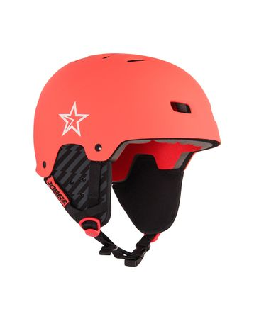Jobe Base Wake Helmet Coral Red Wassersport Helm