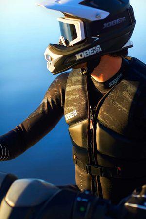 Jobe Detroit Full Face Helmet PWC & Jetski Schutzhelm – Bild 7