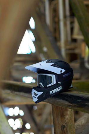 Jobe Detroit Full Face Helmet PWC & Jetski Schutzhelm – Bild 8