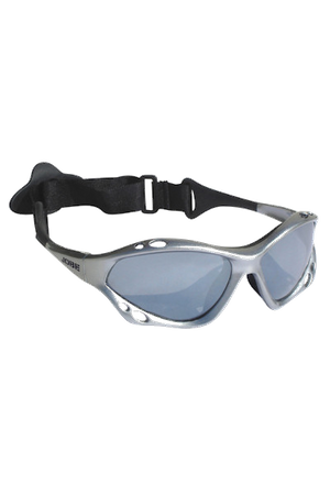 Jobe Floatable Glasses Knox Silver Polarzied – Bild 2