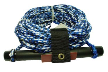 Devocean Recreational Rope Wasserskihantel mit Leine – Bild 2