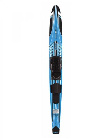 "Jobe / Devocean Razor Slalom Package 67"" Mono-Ski, Focus Adjustable Bindung, RTS – Bild 1"