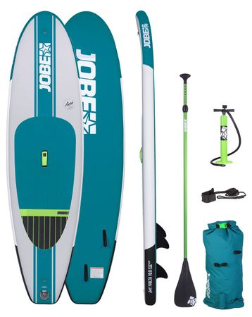 Jobe Volta 10.0 Inflatable Paddle Board Package Aufblasbares Stand Up Paddle Board Komplettset Surf SUP – Bild 1