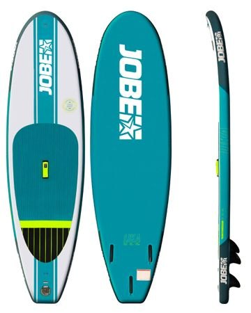 Jobe Lika SUP 9.4 Inflatable Paddle Board Package Aufblasbares Stand Up Paddle Board Komplettset Surf SUP – Bild 2